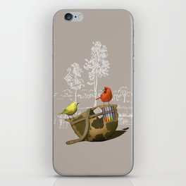 War Is Over iPhone Skin