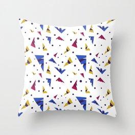 Primary Throw Pillow