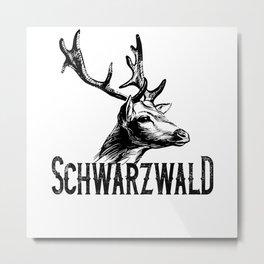 Schwarzwald Heimat Metal Print