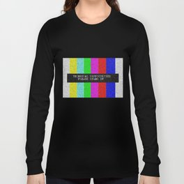 Technical Difficulties Long Sleeve T-shirt
