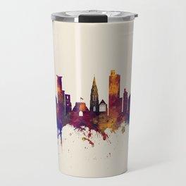 Southampton England Skyline Travel Mug