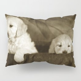 Labrador puppies Pillow Sham