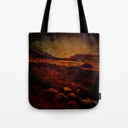 Faded Photograph Tote Bag