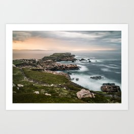 White Point, Cape Breton  Art Print