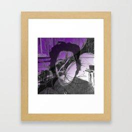 Soul portrait IV Framed Art Print
