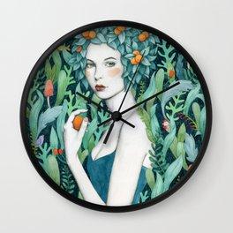Selva Wall Clock