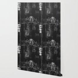 Frankenstein's Monster In The Lab Wallpaper