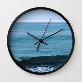 Beach Gloom Wall Clock