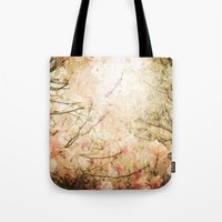 skyfall Tote Bags featuring Skyfall by Jenndalyn