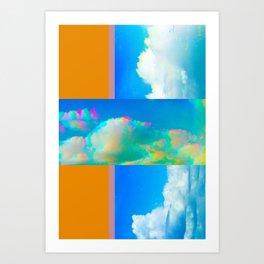 Loco Motion Art Print
