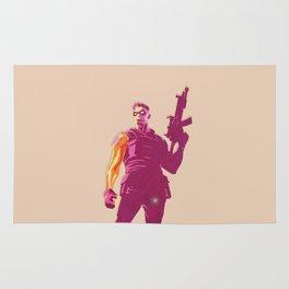 Winter Soldier Rug
