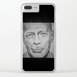 The Willis Clear iPhone Case