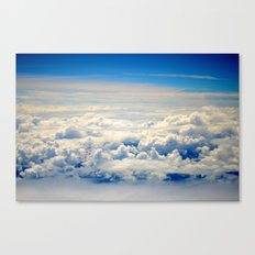 When I Had Wings I Canvas Print
