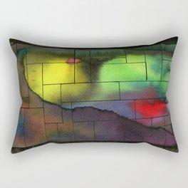 Trip Bomb Rectangular Pillow