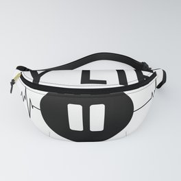 I Paused My Life For That Fanny Pack