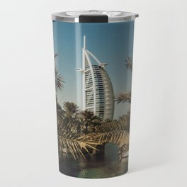 Burj Al Arab - Dubai Travel Mug