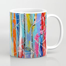 Color Maze Coffee Mug