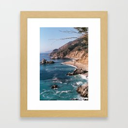 Big Sur, CA Framed Art Print