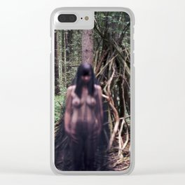 remnant Clear iPhone Case