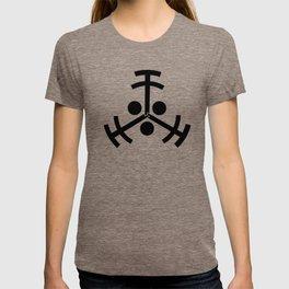 Glifo Vigilantes Negro T-shirt