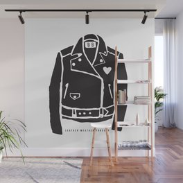 Leather Weather Forever Wall Mural