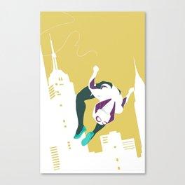 SpiderGwen Canvas Print