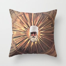 Jetstream Throw Pillow