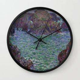 Port-Goulphar, Belle-Île Wall Clock