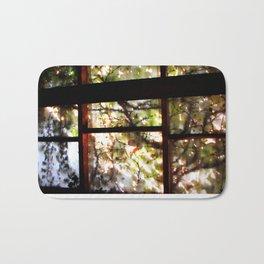 Window Bath Mat