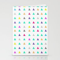 confetti Stationery Cards featuring Confetti by Leah Flores