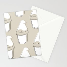 The Newsprint Gnome Stationery Cards