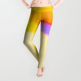 Meditations 2019-29b by Kathy Morton Stanion Leggings