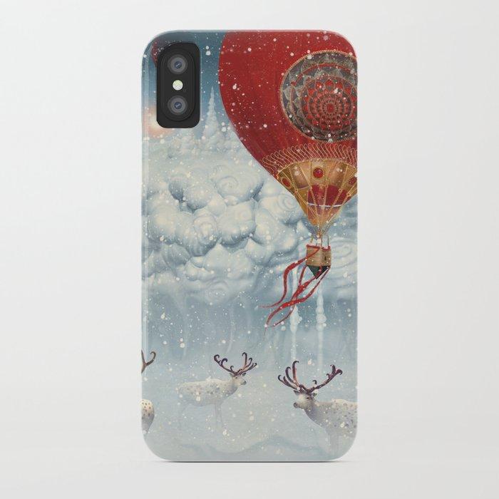 WinterFly iPhone Case