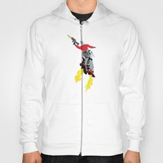 Robot Trousers Hoody