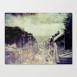 A moveable feast Canvas Print