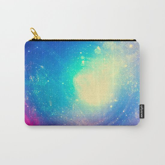 Galaxy Waves Carry-All Pouch