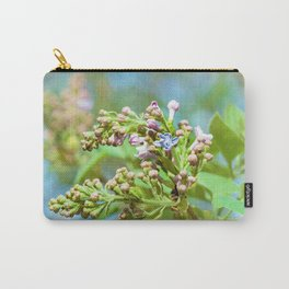 Lilac Flower - Primus Inter Pares Carry-All Pouch