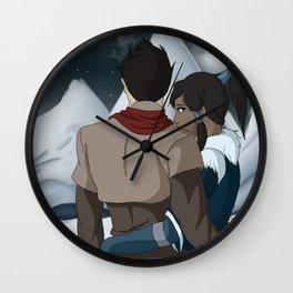 Makorra - Book 2 Wall Clock
