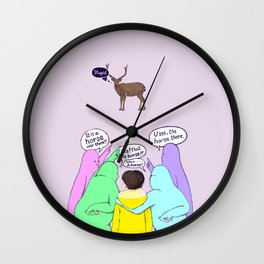 HORSE... Wall Clock