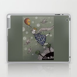 You can fly, Mary! Laptop & iPad Skin