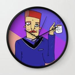 Be Nice(r) Wall Clock