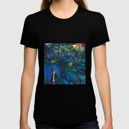 Dreamboat VISTA Floral Print T-shirt