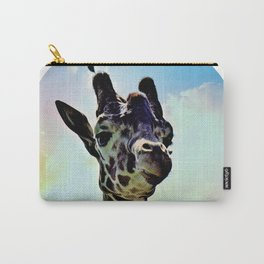 Don't Forget Your Giraffe! Carry-All Pouch