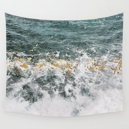 Fool's Gold Wall Tapestry