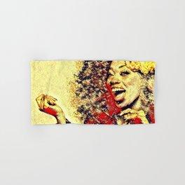 Ebony Joy Hand & Bath Towel