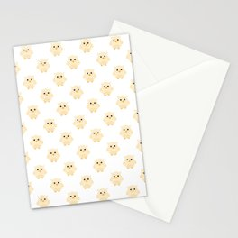 Owl Neck Gaiter Brown Owls Neck Gator Stationery Cards