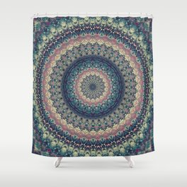 Mandala 435 Shower Curtain