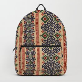 Pattern 021 Backpack