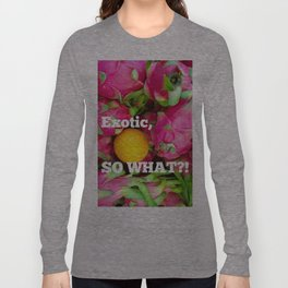 DRAGONFRUIT Long Sleeve T-shirt