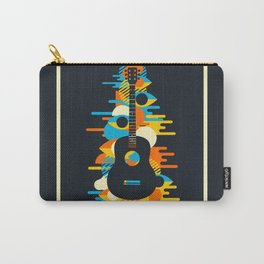 Psychedelic Music Carry-All Pouch
